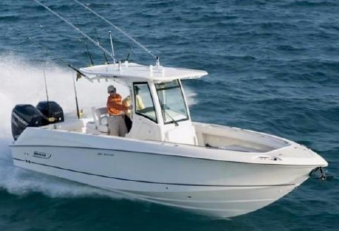 2013 Boston Whaler Outrage CC Manufacturer Provided Image