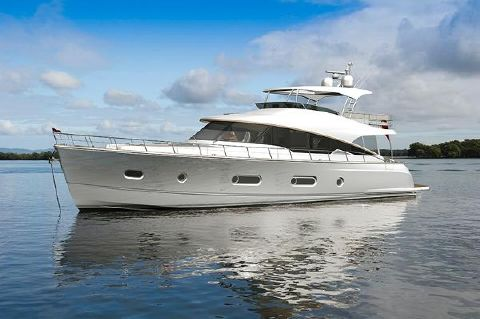 2019 Riviera Belize 66 Daybridge- ON ORDER Belize 66 Daybridge