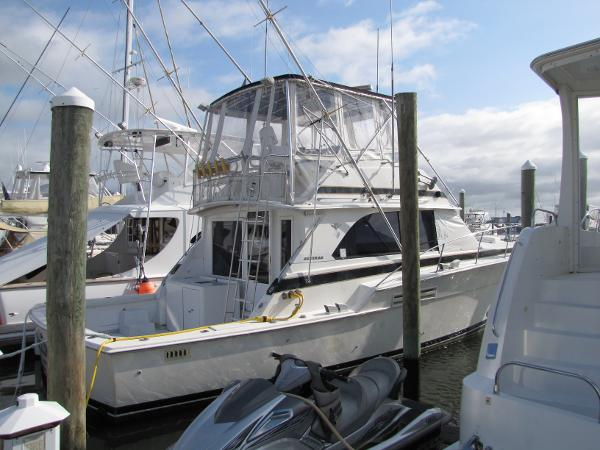 Check out this 1985 BERTRAM 46 Convertible on Boattrader com