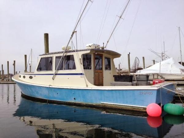 2004 Mitchell Cove 37 CUSTOM LOBSTER BOAT