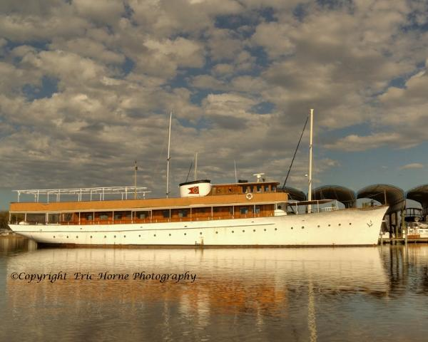 Bluewater Yacht Sales Contact Seller 1926 Pusey Jones Classic Fantail