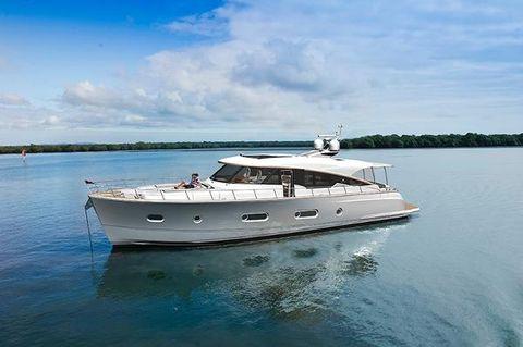 2018 Riviera Belize 66 Sedan Belize 66 Sedan