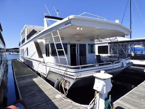 2007 Fantasy Houseboat 18x75