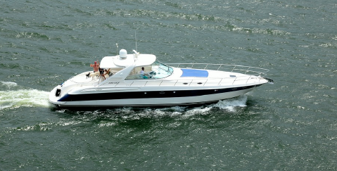 1999 Sea Ray 580 SS