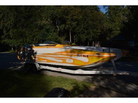 2004 Eliminator Boats 25 ft Daytona
