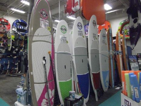 2014 Bic Paddle Boards 3 Sizes In Stock