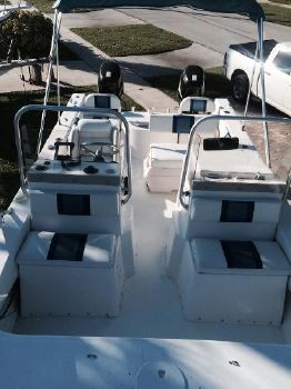 2007 Twin Vee 22 DUAL CONSOLE