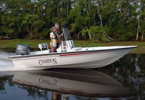 2005 Champion Boats 20 Sea Champ Manufacturer Provided Image
