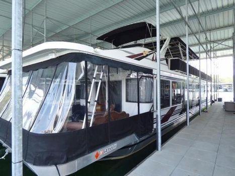 2001 Sumerset Houseboats 16x80
