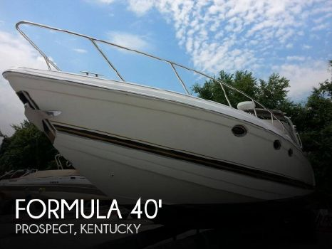 2001 Formula 400 SS CRUISER 2001 Formula 400 SS Cruiser for sale in Prospect, KY