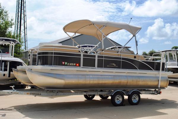 2015 Bennington 22 SSL Pontoon Boat 2015-USED-BENNINGTON-22-SSL-PONTOON-BOAT-FOR-SALE