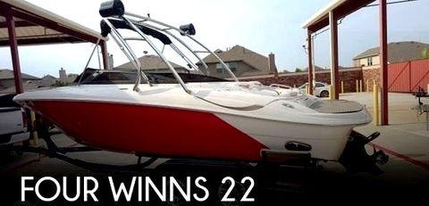 2008 Four Winns Horizon 220 SS
