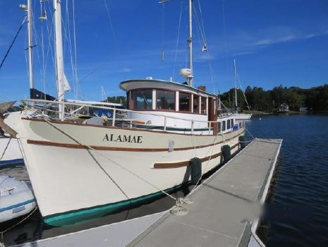 1975 Custom Pacific Northwest Pilothouse