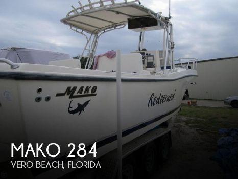 1987 Mako 284 Center Console 1987 Mako 284 for sale in Vero Beach, FL