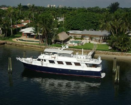 1986 Hatteras 90 Motor Yacht Next Deal