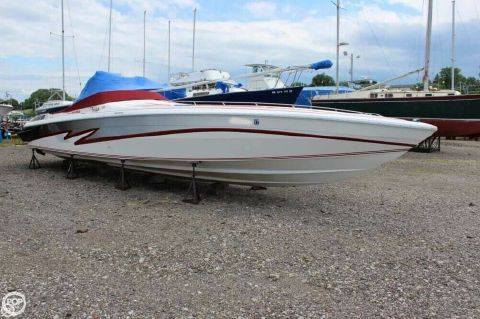 1992 Scarab 38C 1992 Scarab 38C for sale in Erie, PA