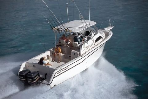2002 Grady-White Marlin 300