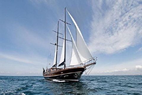 2006 Custom Ketch (JFR)