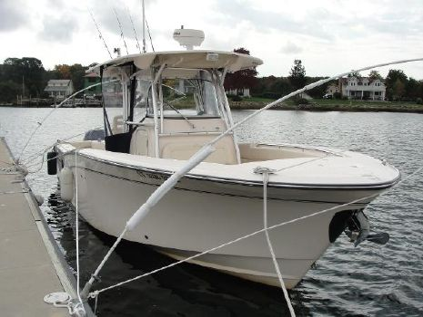 2006 Grady-White Bimini 306