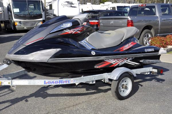 Used 2008 Yamaha Fx Sho, Ashland, Va - 23005 - BoatTrader.com
