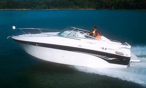 2002 Crownline 262 CR Manufacturer Provided Image: 262 CR
