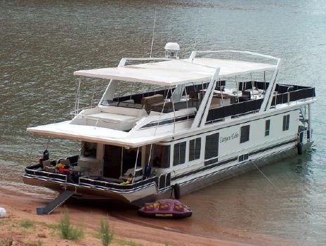 2005 Stardust Multi Owner Houseboat