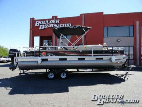 2012 Sun Tracker Fishin' Barge 24 DLX