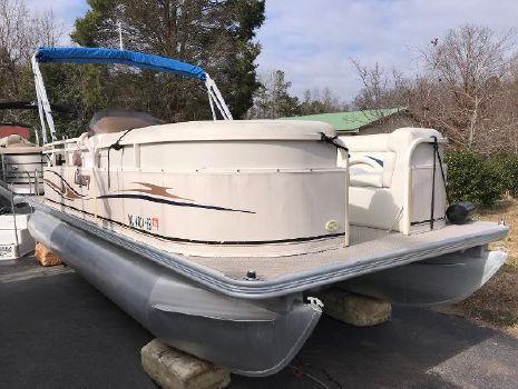 2008 Legacy Boat STR 20-25