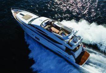 2011 Viking 78 Motor Yacht Manufacturer Provided Image