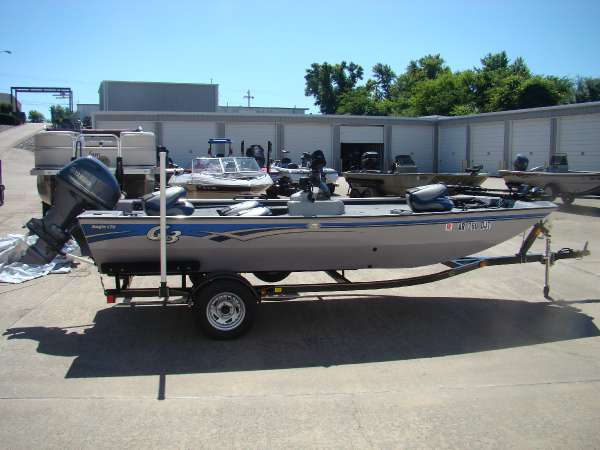 2010 g3 boats eagle 176 18 foot 2010 g 3 fishing boat in for G3 fishing boats
