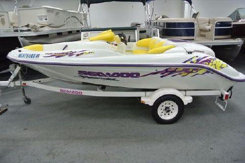 1996 Sea-Doo Speedster