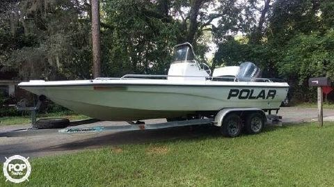 1999 Polar Boats Bay Series 2100 BB 1999 Polar Bay Series 2100 BB for sale in Tallahassee, FL