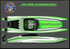 2020 Performance Catamarans Victory Boats 34 Open Cat