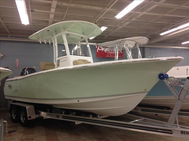 2015 Sea Hunt Ultra 235