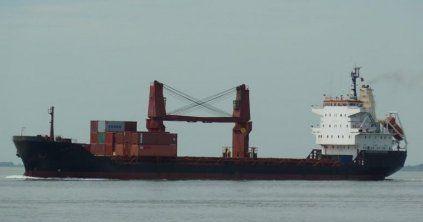 1990 Cargo Container Vessel