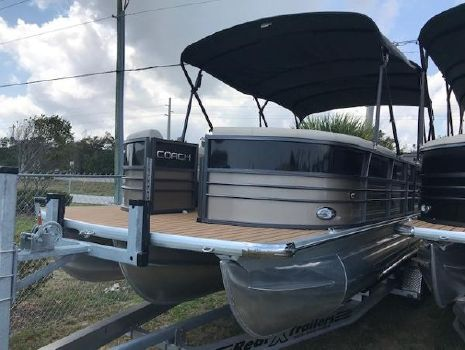 2018 COACH PONTOONS 250RE