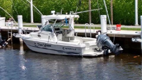 2005 Caravelle Boats 23 Seahawk Walkaround