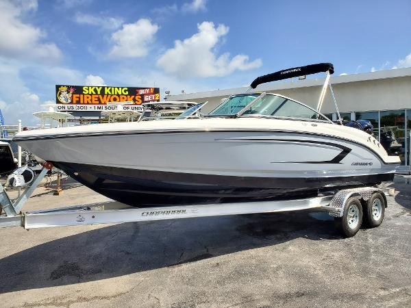 Check out this 2019 CHAPARRAL 230 H2O Sport OB on Boattrader com