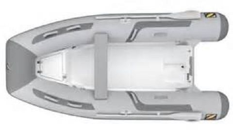 2017 Zodiac CADET 340 RIB - PVC