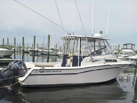 1995 Grady White Marlin