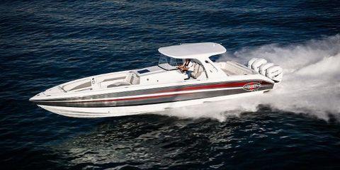 2015 CIGARETTE 41 GTR
