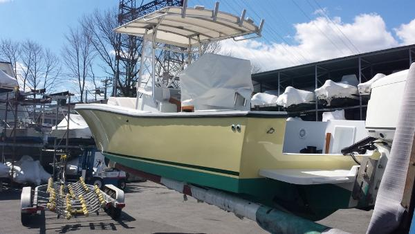 1988 Mako 254 Cc 25 Foot 1988 Mako Motor Boat In Norwalk Ct 4502903162 Used Boats On Oodle