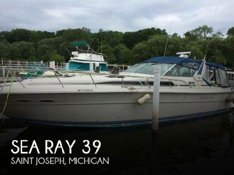 1987 Sea Ray 39 1987 Sea Ray 39 for sale in Saint Joseph, MI