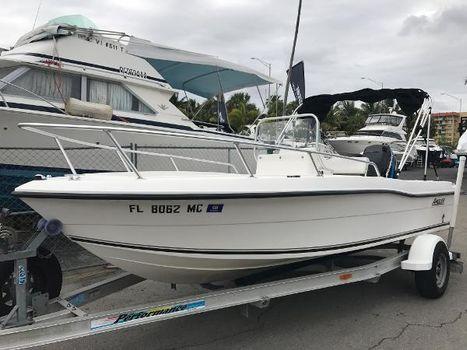 2002 Angler Boats 180f