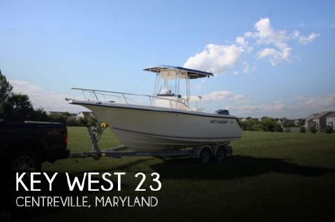 2005 Key West 225 CC Bluewater 2005 Key West 225 CC Bluewater for sale in Centreville, MD
