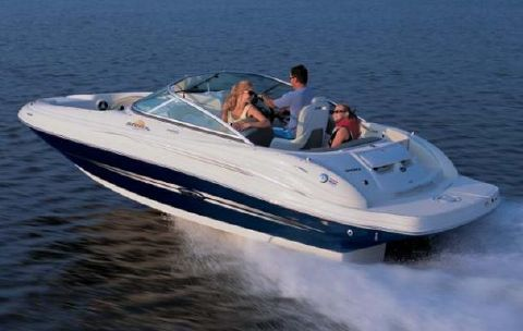 2007 Sea Ray 200 Sundeck Manufacturer Provided Image