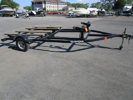 2008 YACHT CLUB DOUBLE WATERCRAFT TRAILER