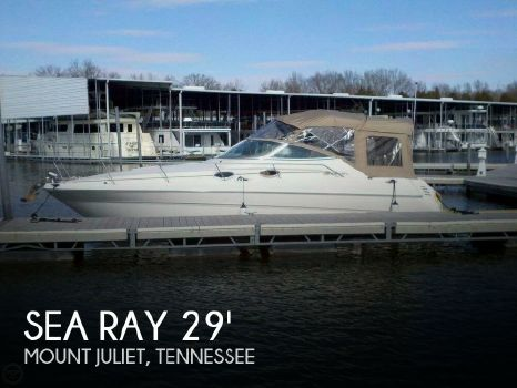 2001 Sea Ray 270 Sundancer 2001 Sea Ray 270 Sundancer for sale in Mount Juliet, TN