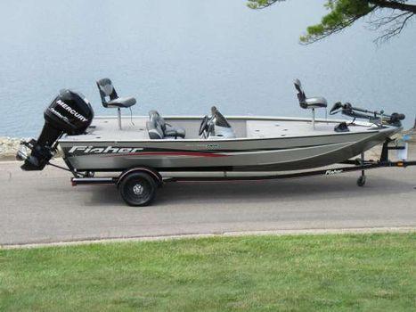 2008 Fisher Pro Hawk 180