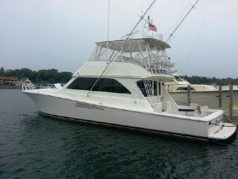 2002 Viking 55 Convertible